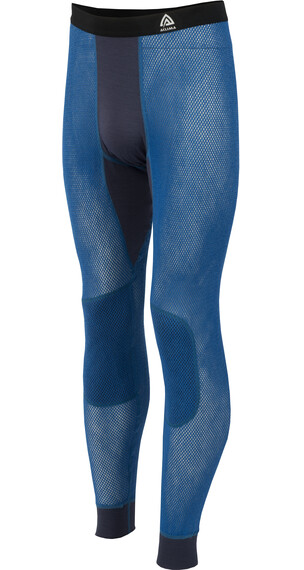 Aclima M's Woolnet Long Pants Skydiver/Periscope